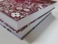 Печать книги с пустыми страницами