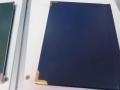 Золотой и серебряный уголок на книге с тиснением