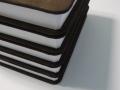 Изготовление книги малым тиражом из натуральной кожи.