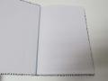 Форзац книги с пустыми страницами