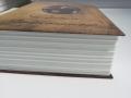 Книга сейф в индивидуальном твердом переплет